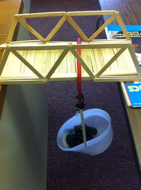 How To Make A Paper Bridge Without Glue - 25 best images about bridge building on lesson