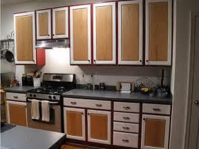 twotone kitchen cabinets