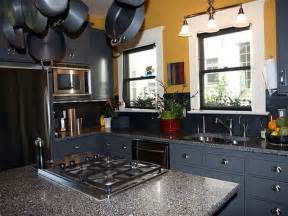 Kitchen Colors Dark Cabinets by Painted Kitchen Cabinet Colors