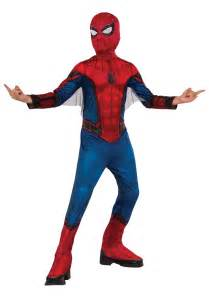 halloween costumes classic spider man kids costume