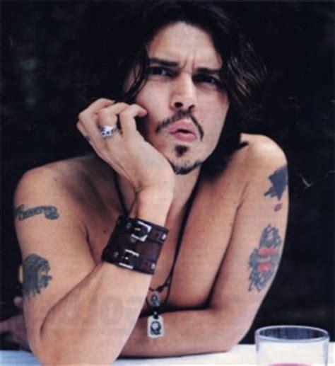 quantas tattoos johnny depp tem esp 237 rito livre e tatuagens depp lovers blog
