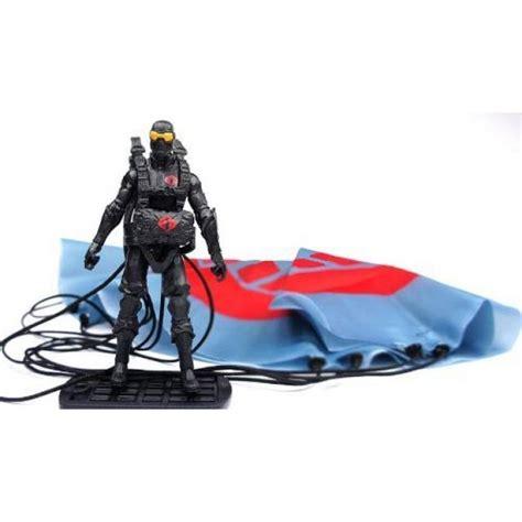 Hasbro Gi Joe Gijoe Cobra Paratrooper gi joe joecon 2012 cobra stealth paratrooper