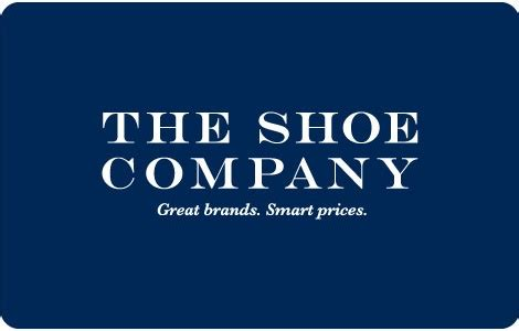 The Card And Gift Company - ngc the shoe company gift cards egift cards ngc canada