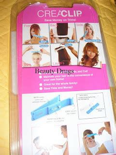 how to use the crea clip for side swept bangs creaclip reviews in hair care chickadvisor