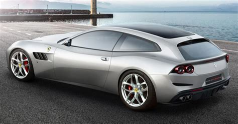 ferrari hatchback coupe this 2018 ferrari hatchback will be the most practical