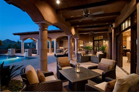 residential atrium design residential mediterranean patio phoenix by ownby
