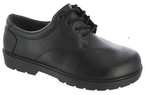 plain black school shoes for mens new smart work shoe plain black school office boys