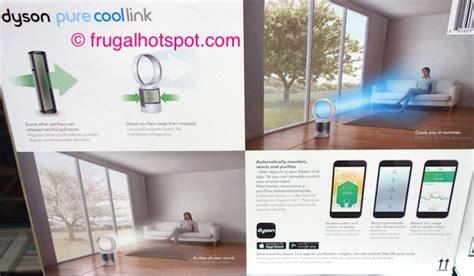 dyson cooling fan costco costco dyson cool link air purifier fan 399 99