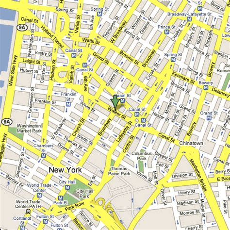 manhattan ny map of city map of manhattan city pictures your description