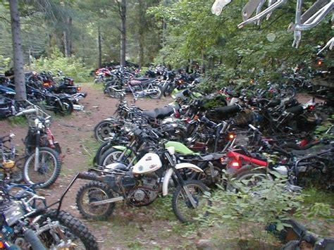 honda junk yards dirt bike bone yards autos post