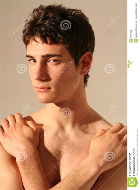 young boy lovely nud beautiful young italian model boy stock photography