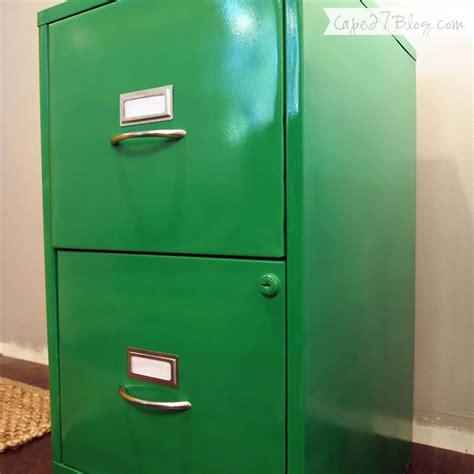 Diy File Cabinet File Cabinet Makeover