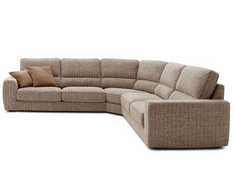 angular couch tommy b angular modern sofa with removable cover