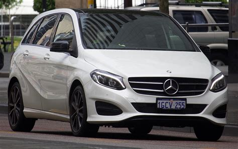 Mercedes Wi by Mercedes B Class Specifications Car Reviews 2018