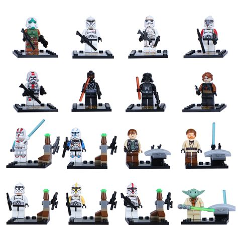 wars figures for sale minifigures for individually sale marvel wars clone