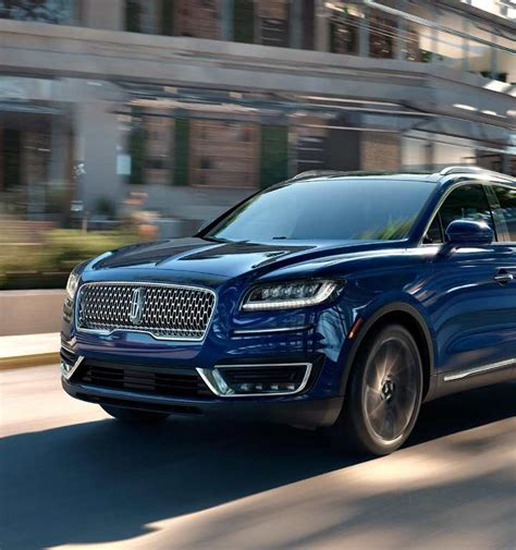 2019 Ford Nautilus by 2019 Lincoln Nautilus Lincoln Motor Company Luxury