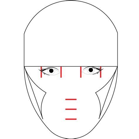 human vector tutorial modeling the human face in illustrator tuts design