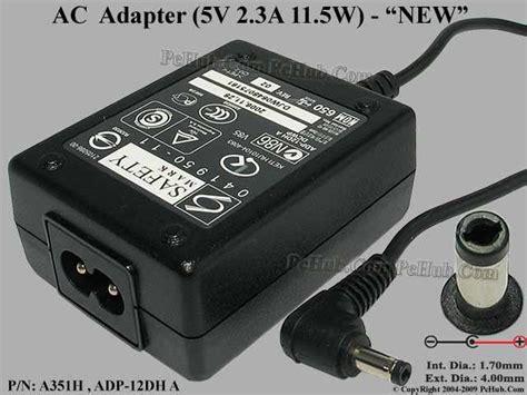 Adaptor Epson epson a351h ac adapter 5v 12v p n a351h adp 12dh a