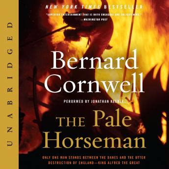 000714993x the pale horseman bernard cornwell pale horseman a novel audio book by bernard cornwell