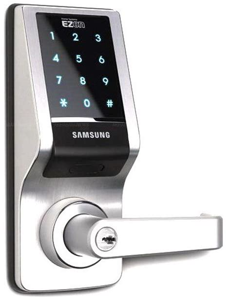 gadgetssamsung ezon digital door lock