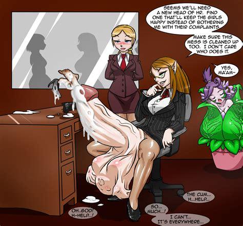 Diana S Hr Problem By Aesir Hentai Foundry