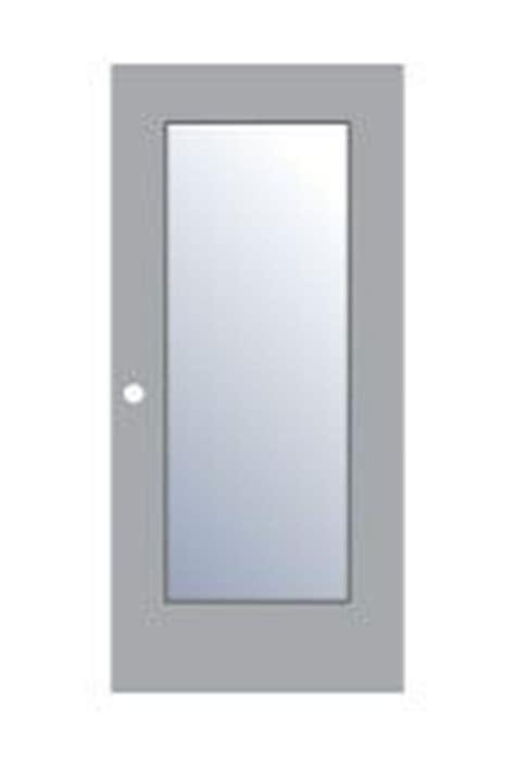 hollow metal doors with glass glass hollow metal door