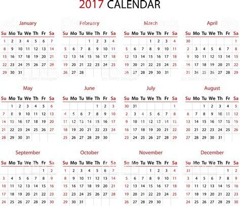Where Is The Calendar 이 2017 일정 일러스트 485217694 Istock