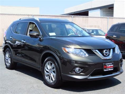 new 2015 nissan rogue new 2015 nissan rogue sl 4d sport utility in tustin