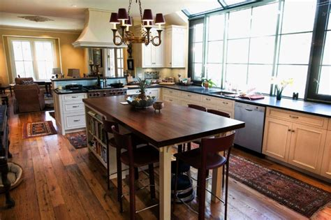 charming kitchen island dining table combo and as