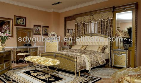 bed in arabic 0016 arabic royal luxury bedroom wardrobe design wood