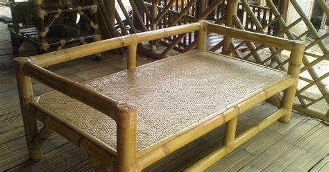 Kursi Bambu Hitam rafli jaya saung kursi bale bale