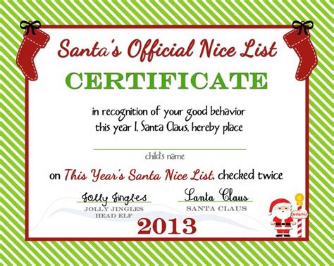 Official Gift Letter 8 Best Images About List Certificate On