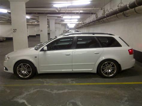 Audi A4 Avant Forum by 2007 Audi A4 Avant S Line With Titanium Package 23000