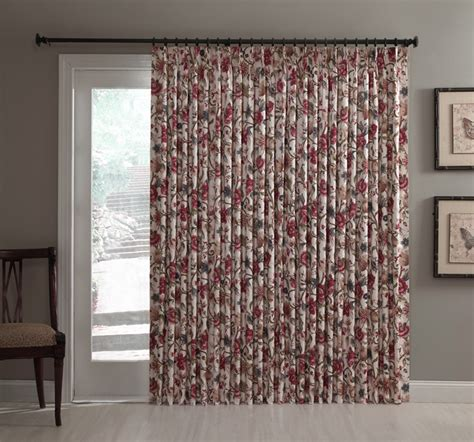 curtains for patio doors ideas for patio door curtains