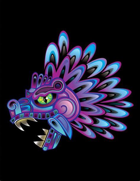 imagenes reales de quetzalcoatl 17 mejores ideas sobre aztecas dibujos en pinterest