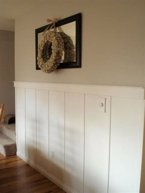 Inexpensive Wainscoting 40 Home Improvement Ideas For Those On A Serious Budget