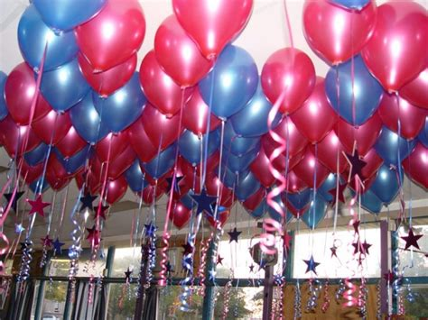 balloon decoration for birthday party at home interior design ideas birthday decoration ideas