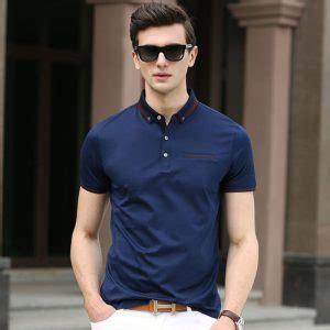 Baju Kaos Polo T Shirt Fila 17 model baju kaos berkerah terbaru keren klubpria