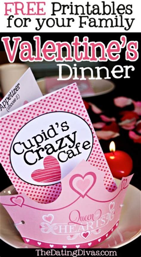 valentines family dinner cupid s cafe a family v day dinner