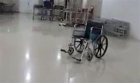 Kursi Roda Di Tasikmalaya serem kursi roda jalan sendiri tengah malam di rumah sakit