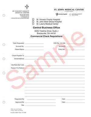 Commercial Background Check 900017 Commercial Checks Requisition