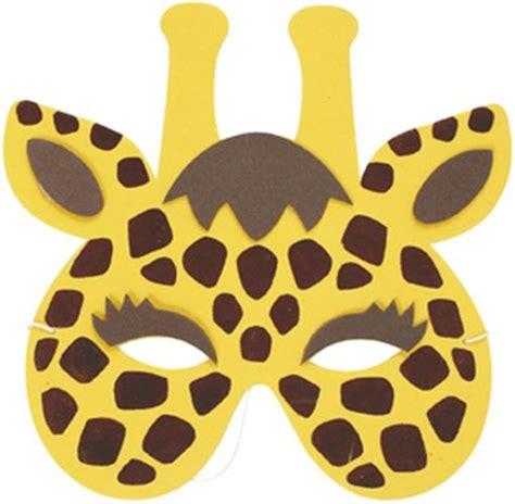 free printable animal eye masks m 225 scaras animales de safari