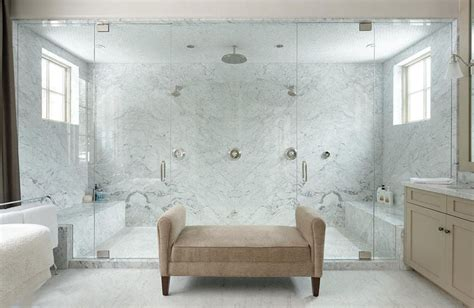 Luxury Bathroom Showers 63 Luxury Walk In Showers Design Ideas Designing Idea