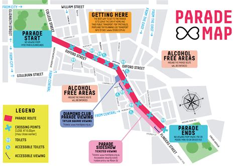 new year parade route sydney the best spots to get involved in the mardi gras parade
