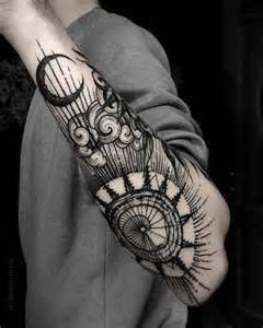 25 best ideas about black ink tattoos on pinterest