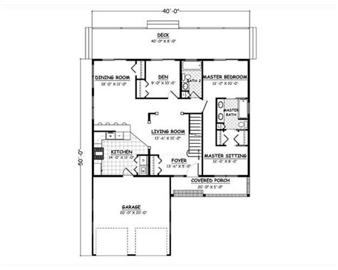 40 x 50 house floor 40 x 50 floor plans images frompo
