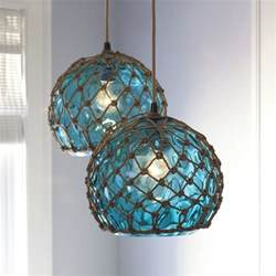 Beachy Pendant Lighting Glass Japanese Buoy Pendant Light Light It Pendants Pb And Fishing