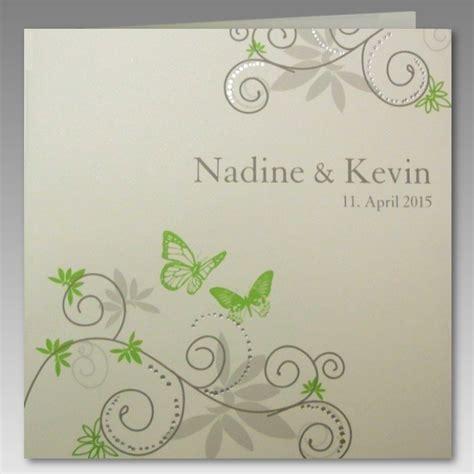 Einladungskarten Hochzeit Schmetterling by Preisg 252 Nstige Einladung Zur Hochzeit Mit Schmetterlingspaar