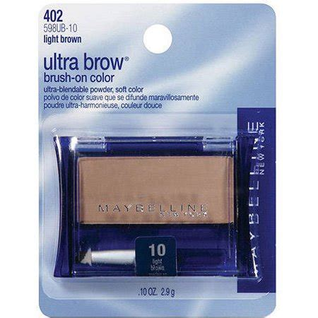 Maybelline Ultra Brow Powder maybelline ultra brow powder walmart