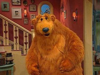bear inthe big blue house a berry bear christmas bear in the big blue house puppet wikia fandom powered by wikia
